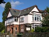 Ellerthwaite Lodge at Windermere in the Lake District - Lake District Hotel Accommodation
